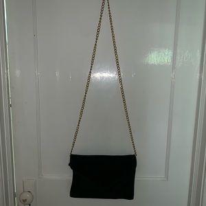 Urban Outfitters Velvet Green Handbag